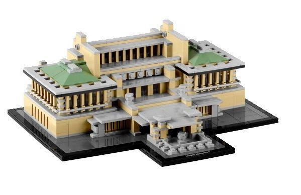 Lego Imperial Hotel SKU: 21017