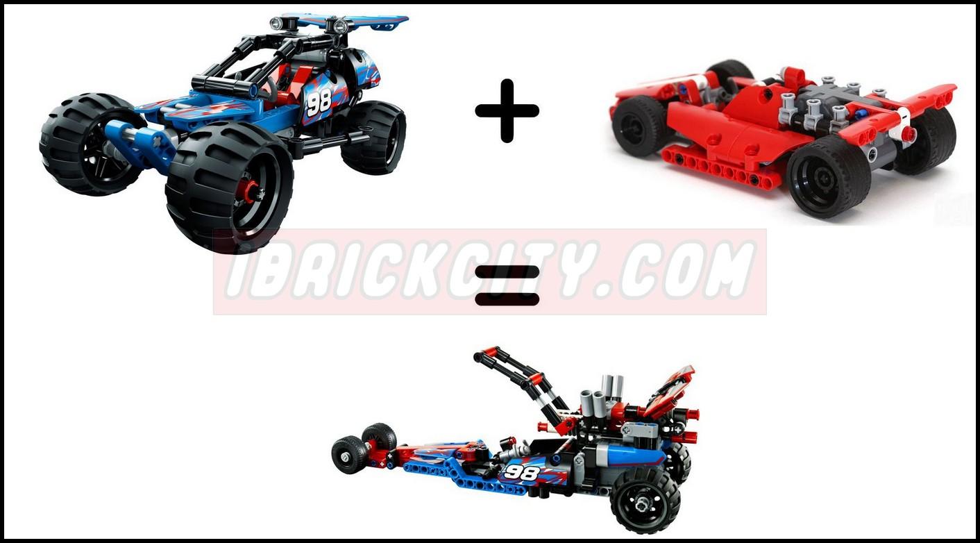 LEGO TECHNIC 42010 INSTRUCTIONS HOW TO TIE