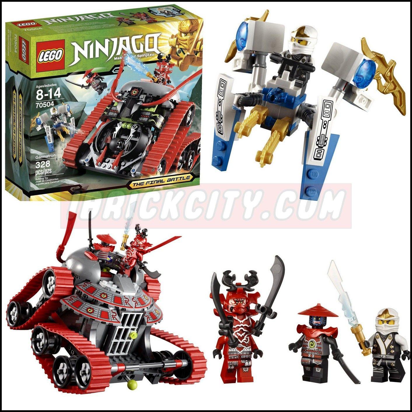 Lego 70504 Garmatron ninjago ibrickcity 27 1024x1024 Lego 70504