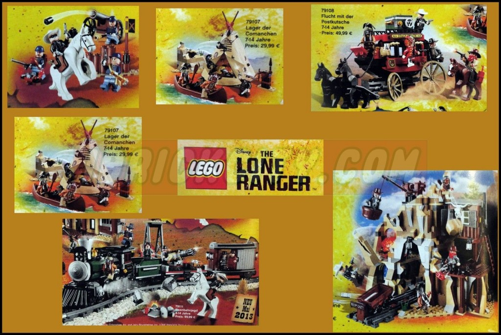 lego the lone ranger 79106 79107 79108 79109 79110 79111 ibrickcity 1024x685 Lego The Lone Ranger – The first set pictures!!