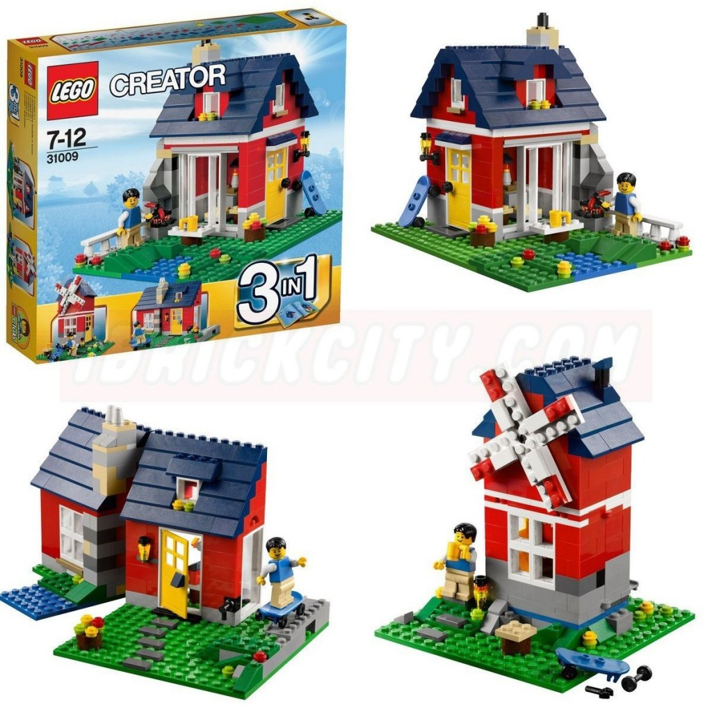 Lego 31009 Small Cottage creator ibrickcity 1024x1024 Lego 31009   Small Cottage