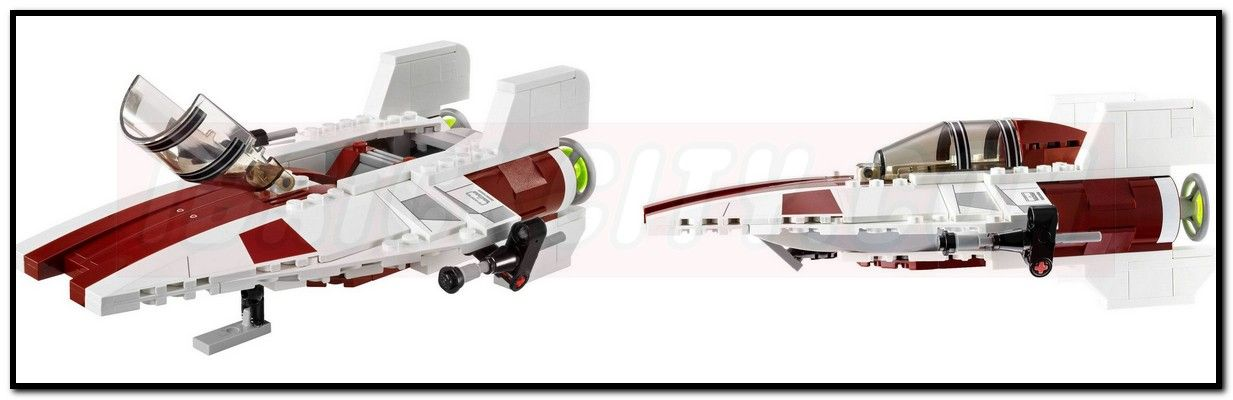 Lego 75003 A Wing Starfighter I Brick City