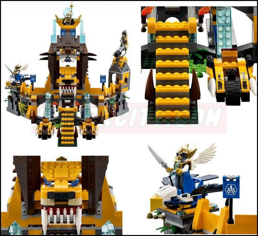 Lego70010 The Lion Chi Temple legends of chima ibrickcity 12 1024x937 Lego 70010   The Lion Chi Temple