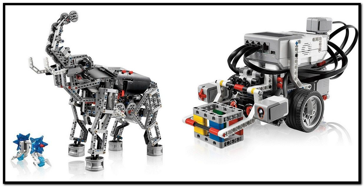 lego mindstorms printer instructions