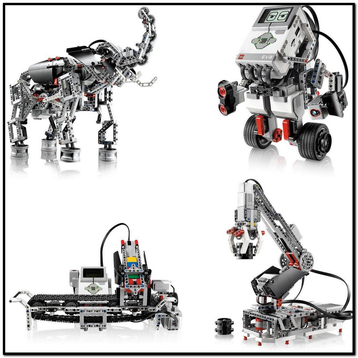 The New Lego Mindstorms EV3   i Brick City