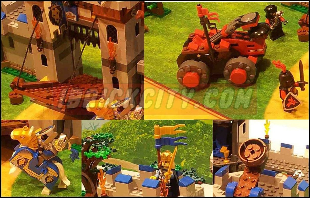 Lego 70404 Kings Castle I Brick City