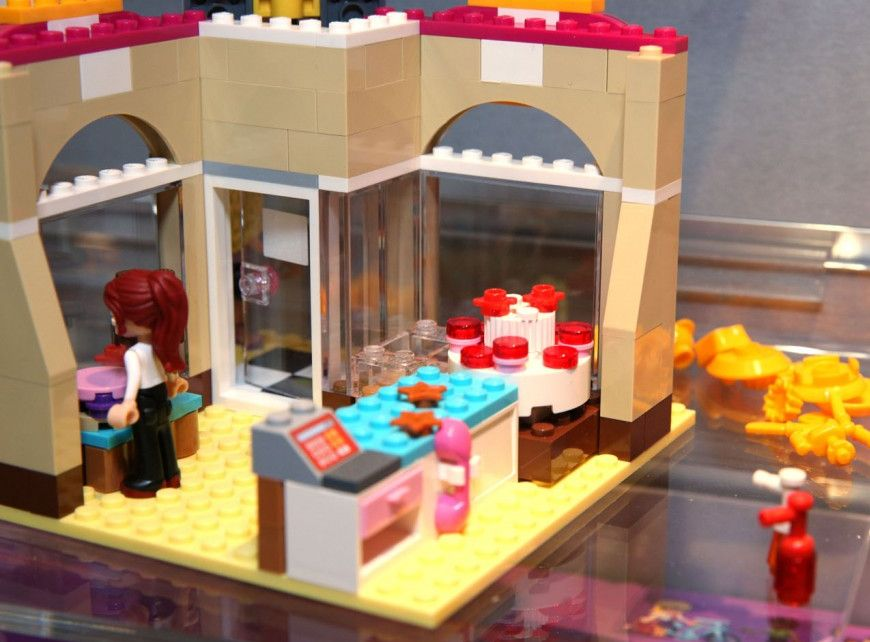 Lego 41006 Downtown Bakery I Brick City