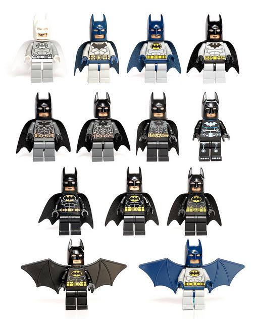 Lego Batman Toys : Lego batman all the released mini figures since i