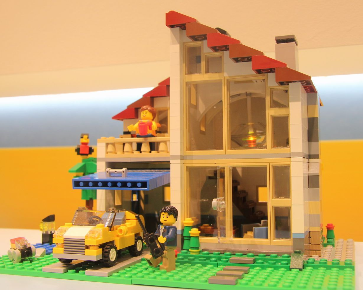 Lego 31012 Family House I Brick City