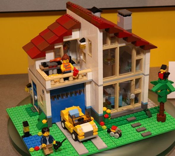 LEGO CREATOR REAL