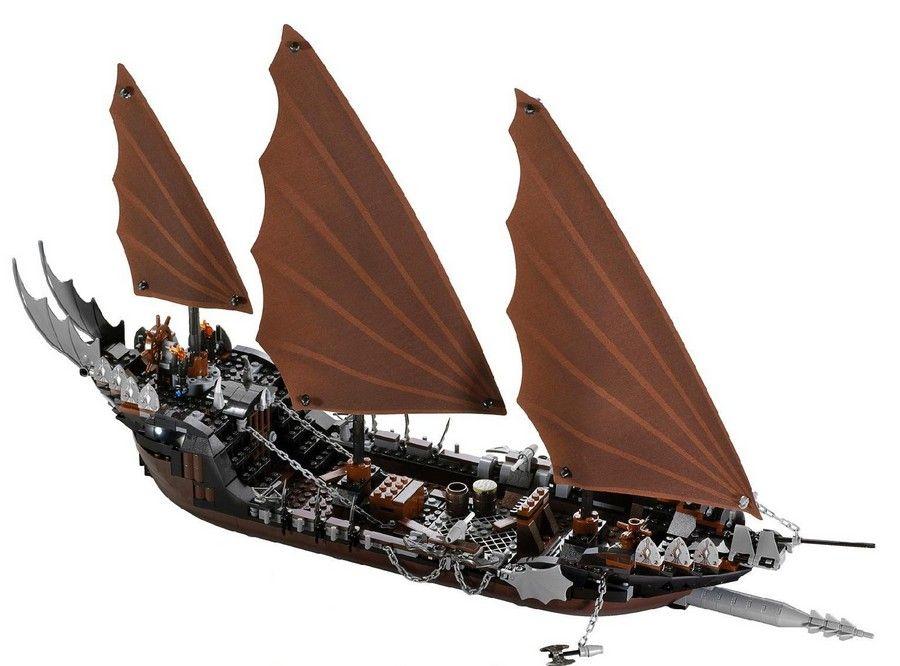 MOC - LOTR The Corsairs of Umbar - LEGO Historic Themes ...