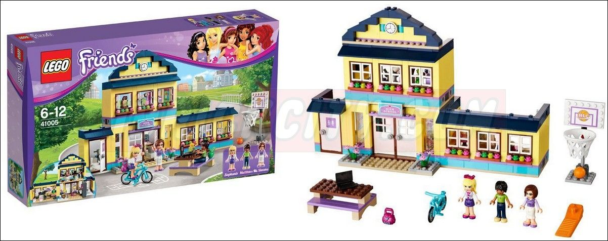 Lego 41005 Heartlake High I Brick City