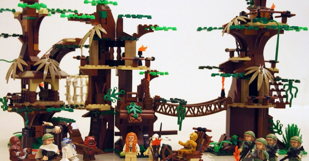 Rumors About The New Lego 10236 Ewok Village I Brick City