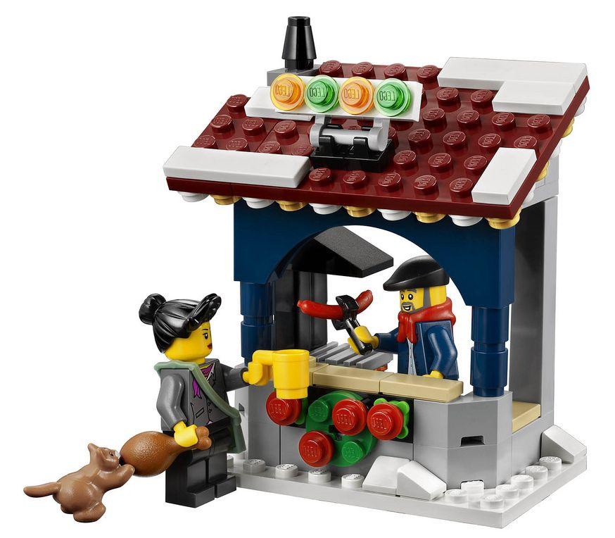 Lego 10235 – Winter Village Market | i Brick City