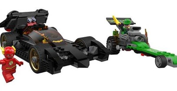 Lego Riddler Chase – the first revealed set of 2014 | i ...