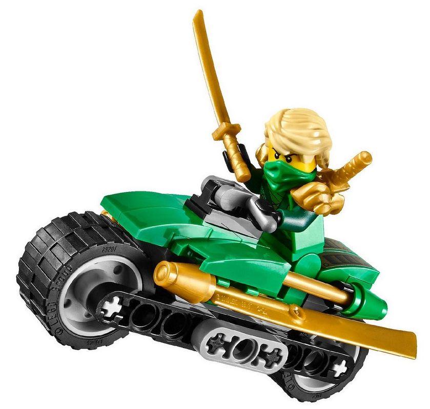 Lego 70722 Overborg Attack I Brick City