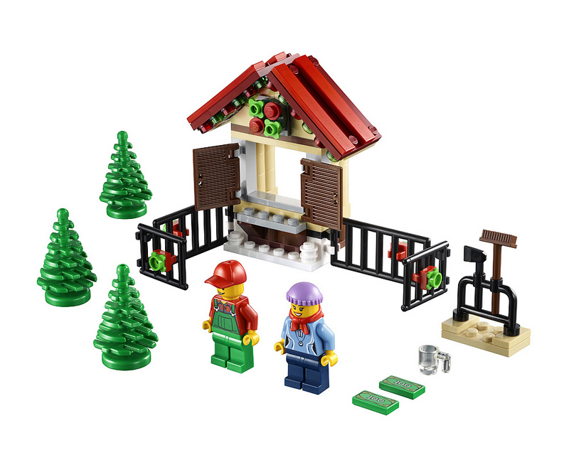 Holiday Sets 2013: Two Great Additions To The Christmas