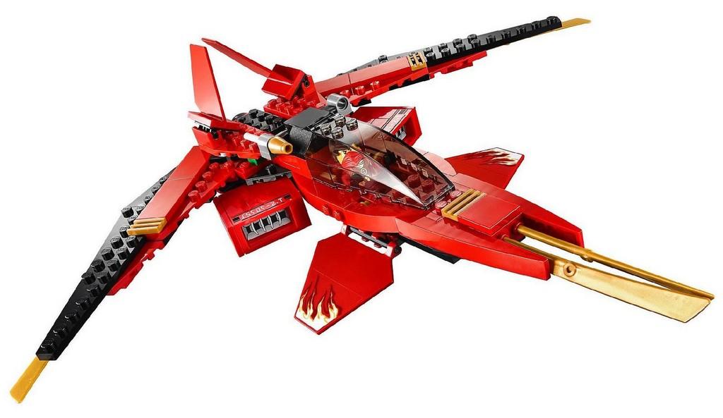 lego ninjago kai fighter wwwimgkidcom the image kid