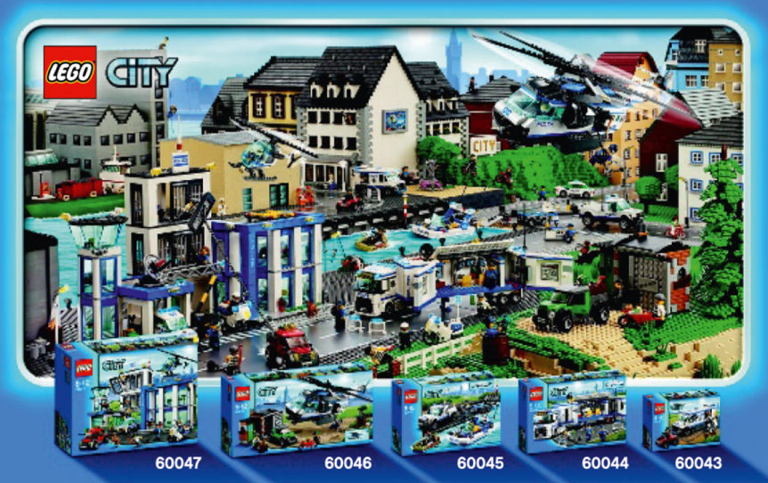 Lego City The First Pics Of The 2014 Sets I Brick City