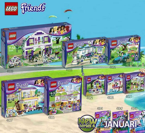 Lego Friends 2014 Sets friends 2014 lego Lego