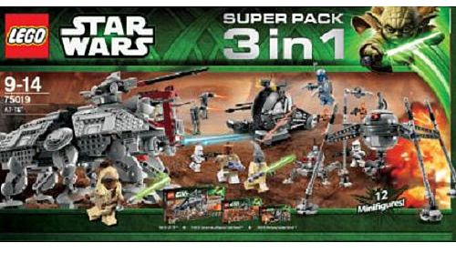 lego star wars a new super pack already available