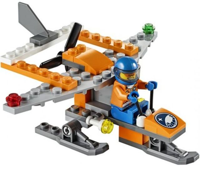 green lego airplane instructions