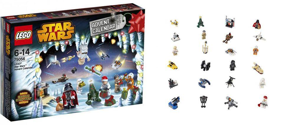 Lego 75056 – Star Wars Advent Calendar | i Brick City