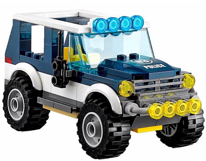 Lego 60069 Swamp Police Station I Brick City