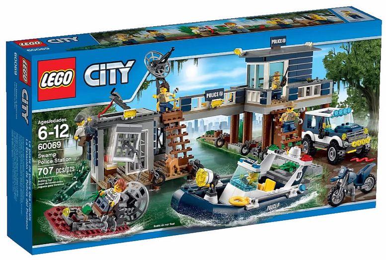 Image result for lego swamp station