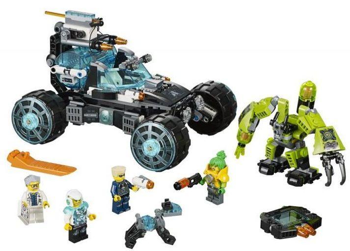 lego 70169 4 4 agent patrol i brick city. Black Bedroom Furniture Sets. Home Design Ideas