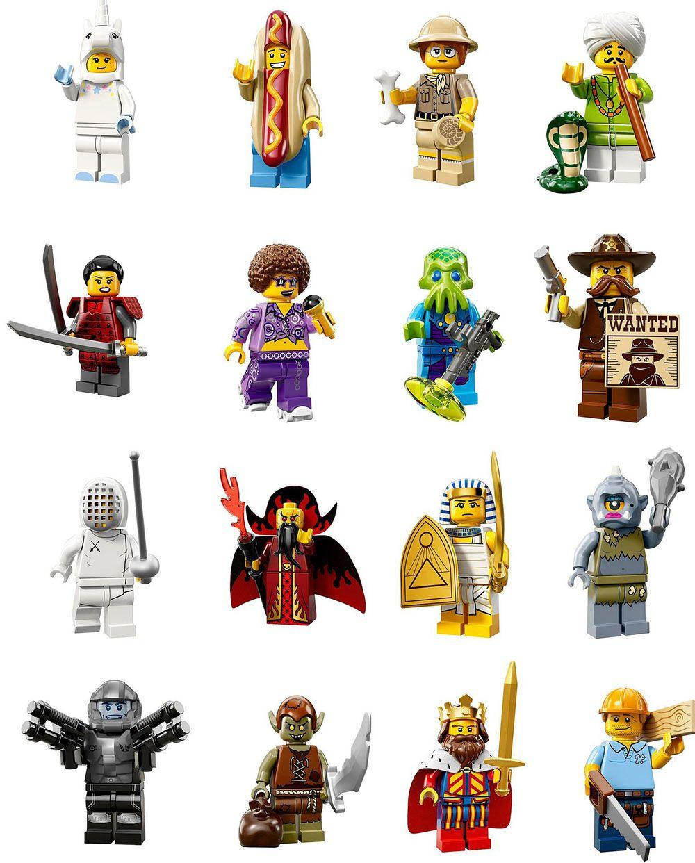 lego minifigures series 13 - photo #21