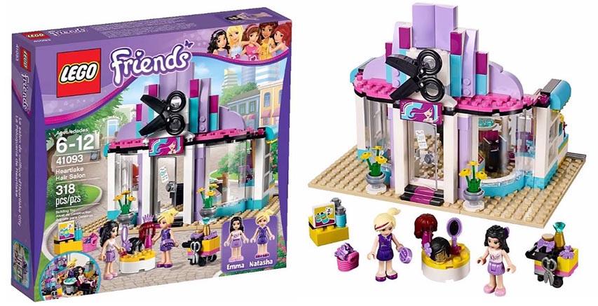 Lego 41093 Heartlake Hair Salon I Brick City