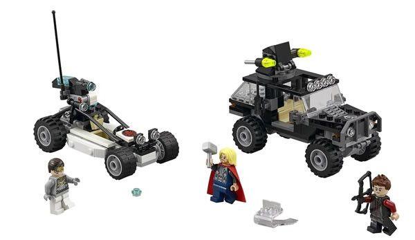 Lego 76030 Avengers Hydra Showdown I Brick City