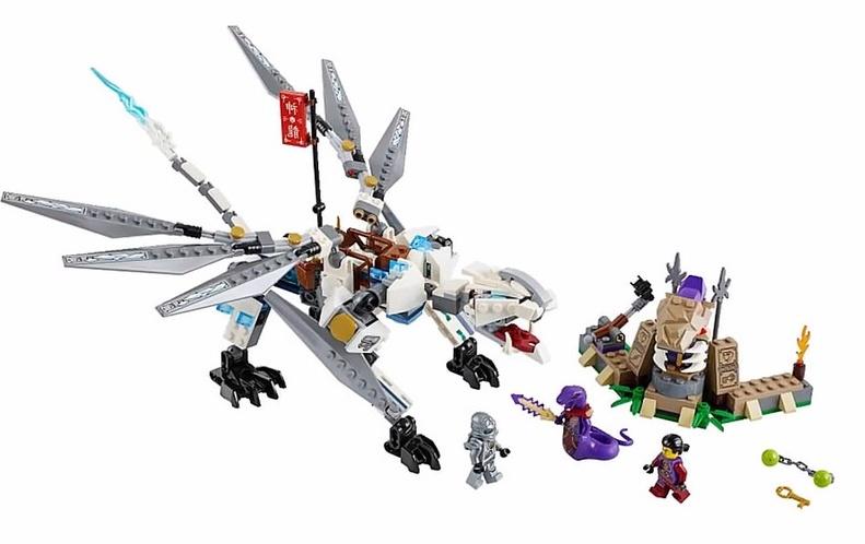 titanium dragon lego ninjago 2015 Car Tuning