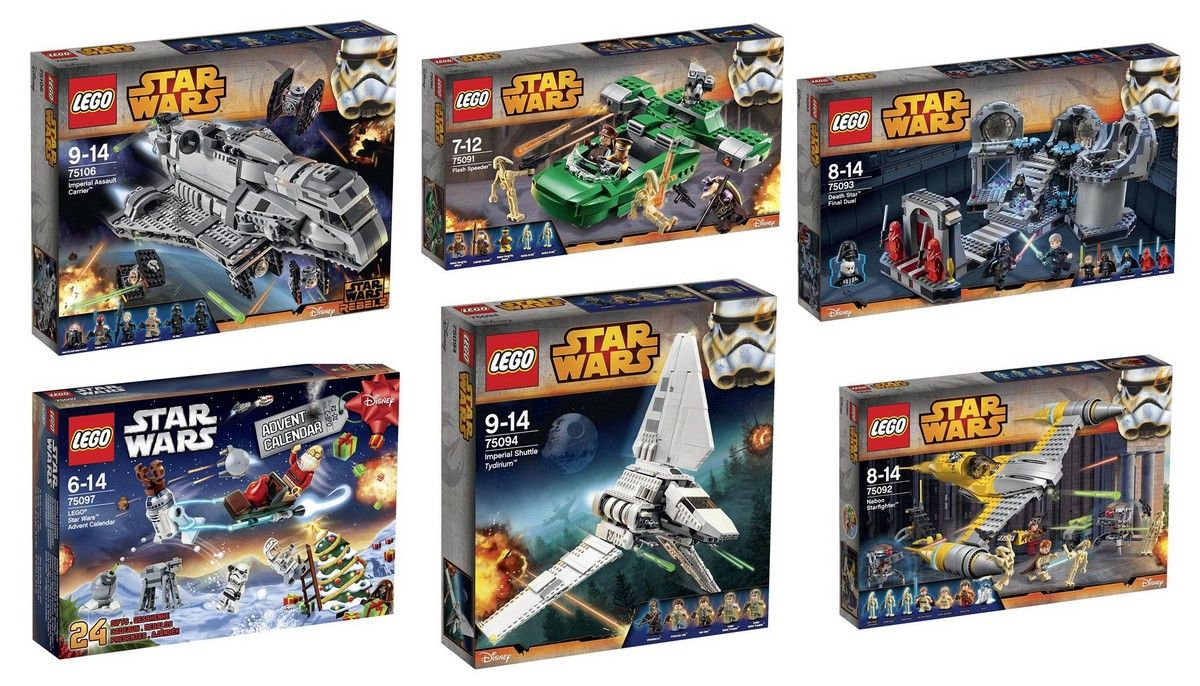Lego Star Wars Summer Sets – The Official Images have been unveiled ...