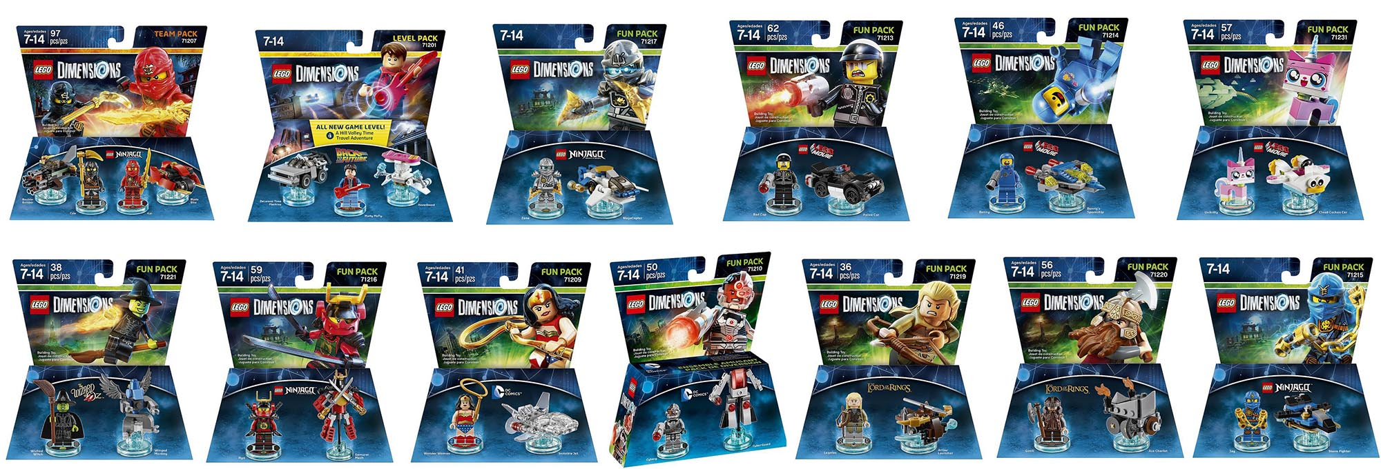 Lego Dimensions A New Lego Game Concept I Brick City