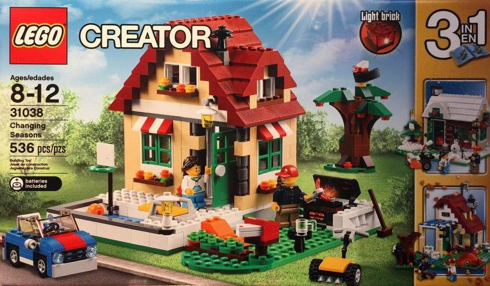 Lego 31038 Changing Seasons I Brick City