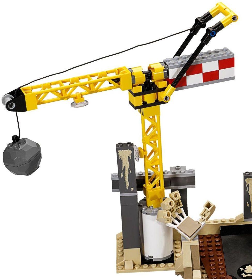 Lego 76037 – Rhino and Sandman Super Villain Team-up   i ...