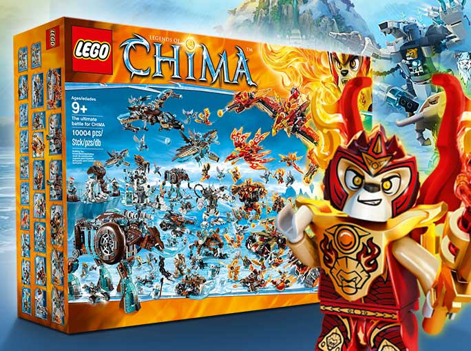 Lego Legends of Chima – The Ultimate Battle for Chima | i ...