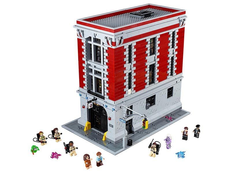 Lego-75827-Ghostbusters-Firehouse-headquerters-4