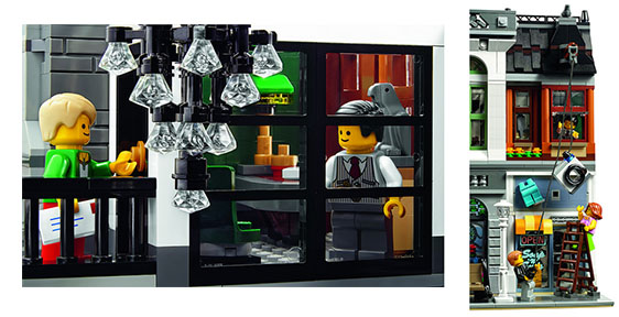 Lego 10251 Brick Bank I Brick City