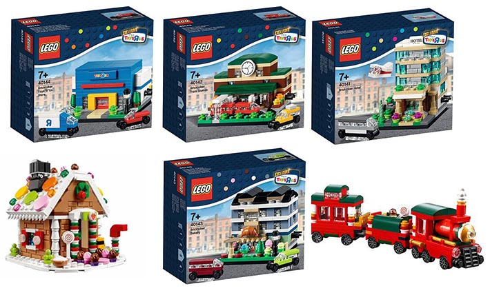 Lego Seasonal And Bricktober Building Instructions Are Available I