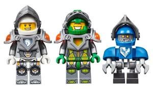 lego-nexo-knights-mini-figures-Lance-Aaron-Claybot
