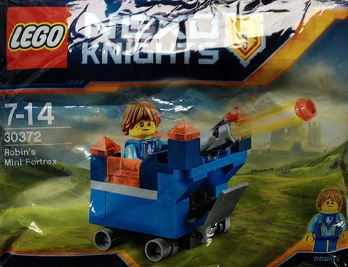 Lego-30372-Robin-Mini-Fortrex-nexo-knights