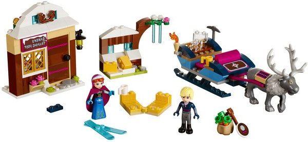 Lego 41066 Anna Amp Kristoff S Sleigh Adventure I Brick City