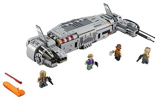 lego-75140 -Resistance-Troop-Transport-star-wars-