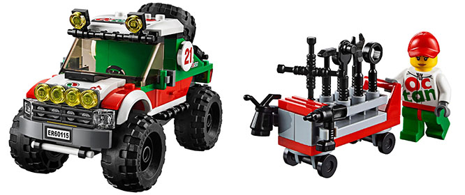 Lego-60115-4x4-Off Roader-city-1