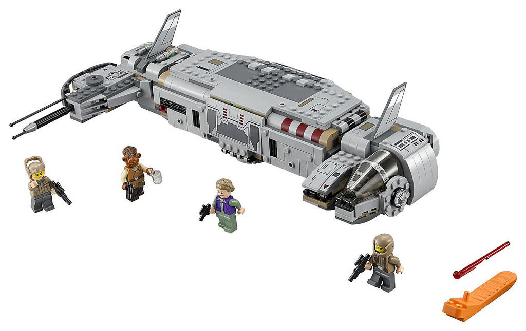 Lego-75140-Resistance-Trooper-Transporter-star-wars-2