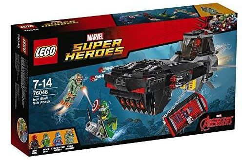 Lego Marvel Super Heroes – Two New 2016 Sets | i Brick City