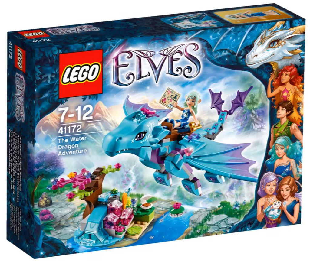 Lego Elves 2016 Official Pictures